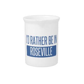 I'd rather be in Roseville MI Pitcher
