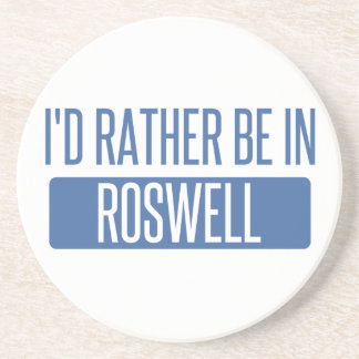 I'd rather be in Roswell GA Coaster