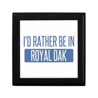 I'd rather be in Royal Oak Gift Box