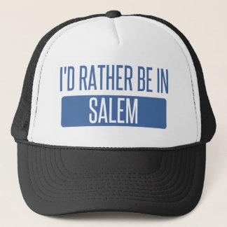 I'd rather be in Salem OR Trucker Hat