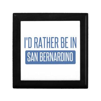 I'd rather be in San Bernardino Gift Box