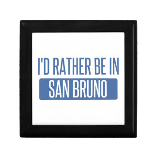 I'd rather be in San Bruno Gift Box