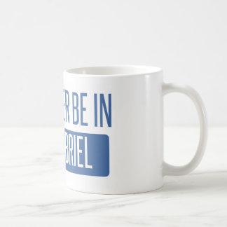 I'd rather be in San Gabriel Coffee Mug