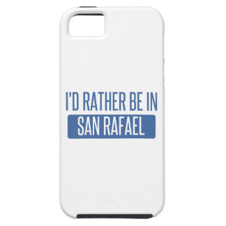 I'd rather be in San Rafael Case For The iPhone 5