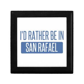 I'd rather be in San Rafael Gift Box
