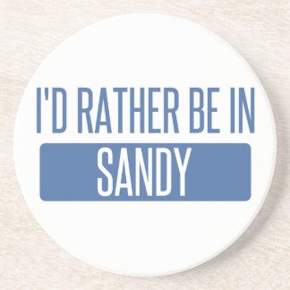 I'd rather be in Sandy Springs Coaster