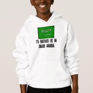 I'd Rather Be In Saudi Arabia