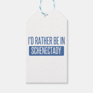 I'd rather be in Schenectady