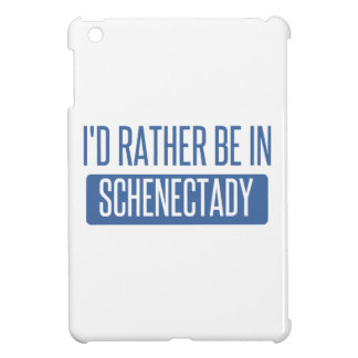 I'd rather be in Schenectady Case For The iPad Mini