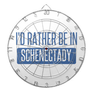 I'd rather be in Schenectady Dart Boards