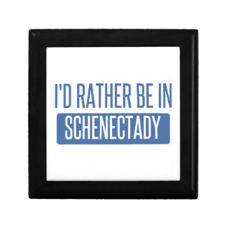 I'd rather be in Schenectady Gift Box