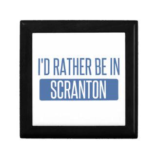 I'd rather be in Scranton Gift Box