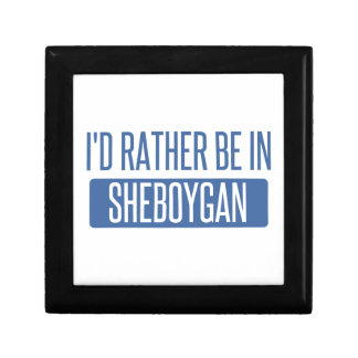 I'd rather be in Sheboygan Gift Box