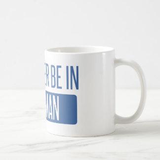 I'd rather be in Sherman Coffee Mug