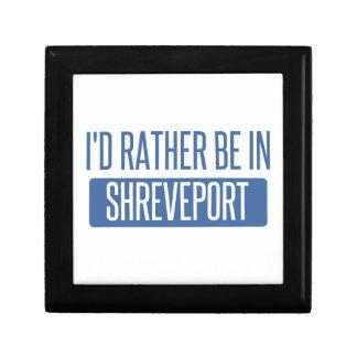 I'd rather be in Shreveport Gift Box