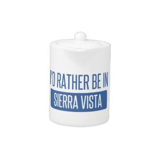 I'd rather be in Sierra Vista
