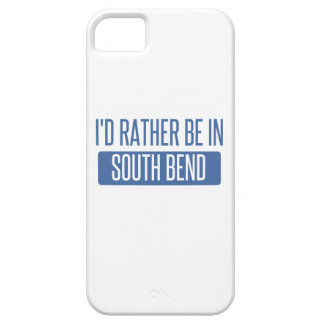 I'd rather be in South Bend Case For The iPhone 5