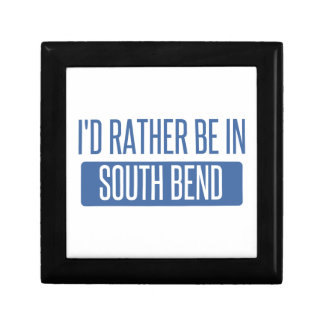 I'd rather be in South Bend Gift Box