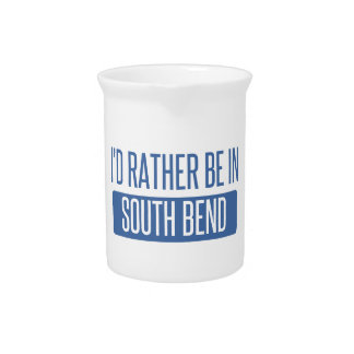 I'd rather be in South Bend Pitcher