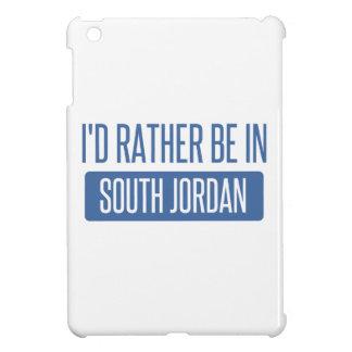 I'd rather be in South Jordan iPad Mini Cases
