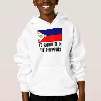I'd Rather Be In the Philippines