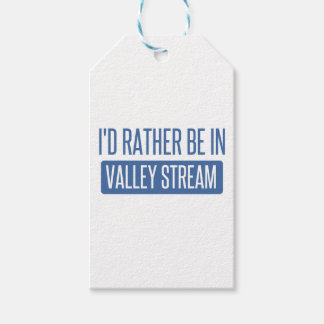 I'd rather be in Valley Stream Gift Tags