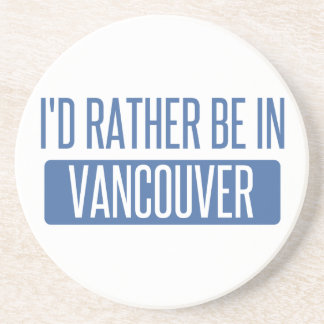 I'd rather be in Vancouver Coaster