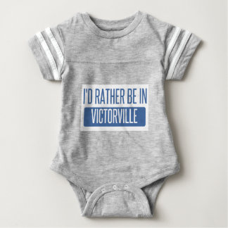 I'd rather be in Victorville Baby Bodysuit