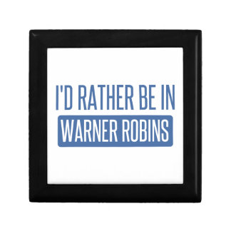 I'd rather be in Warner Robins Gift Box