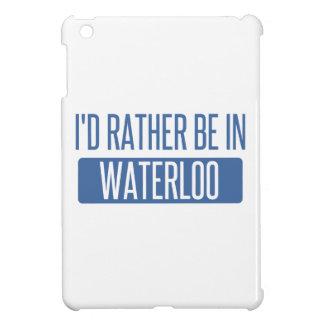 I'd rather be in Waterloo iPad Mini Case