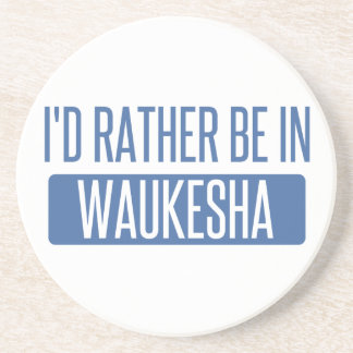 I'd rather be in Waukesha Coaster