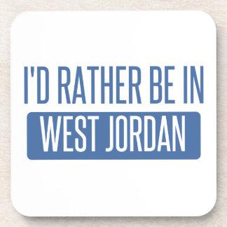 I'd rather be in West Jordan Coaster