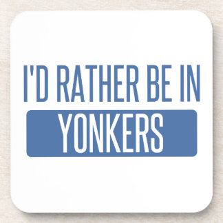 I'd rather be in Yonkers Coaster