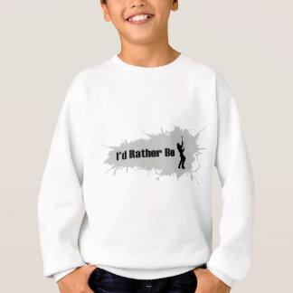 I'd Rather Be Mountain Climbing 2 Sweatshirt