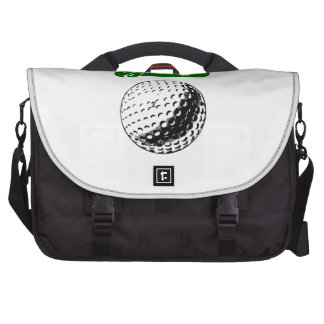 I'd Rather Be Playing Golf Laptop Messenger Bag