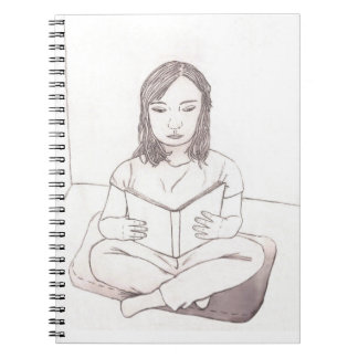 I'd Rather Be Reading Notebook