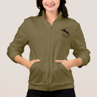 I'd Rather Be Riding! Equestrian Jacket