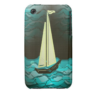 I'd rather be Sailing Case-Mate iPhone 3 Cases