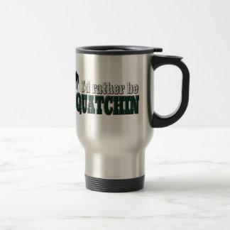I'd Rather Be SQUATCHIN Mugs