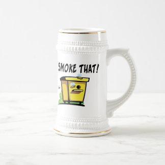 I'd Smoke That Beehive Mug