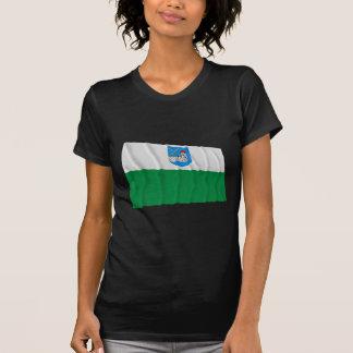 Ida-Viru Waving Flag Tshirt