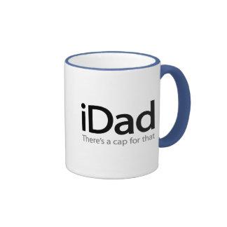 iDad - A Funny Father s Day Mug for Dad