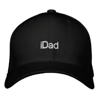 iDad Baseball Embroidery Hats for Dad