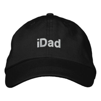 iDad Embroidered Cap