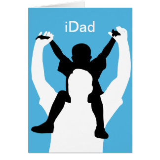 iDad Funny Father s Day Card