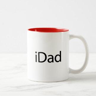 iDad (i Dad) - A Mug Just for Dads