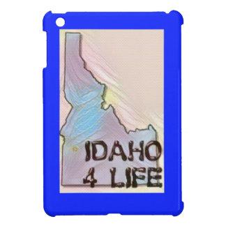 """Idaho 4 Life"" State Map Pride Design iPad Mini Cases"