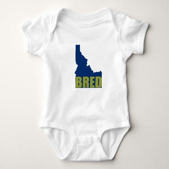 Idaho Bred Baby Bodysuit
