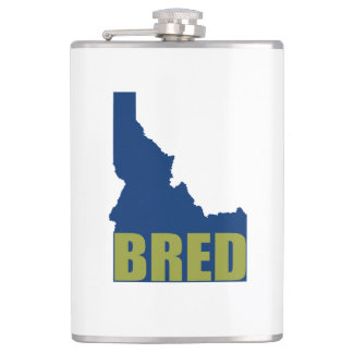 Idaho Bred Hip Flask