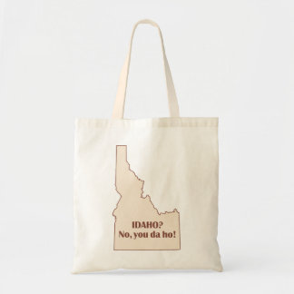 Idaho Budget Tote Bag